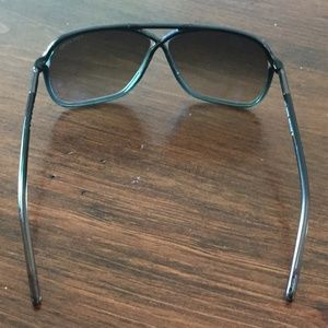5676e1c0ffe0 Tom Ford Accessories - Tom Ford Men s Aqua Blue Sunglasses